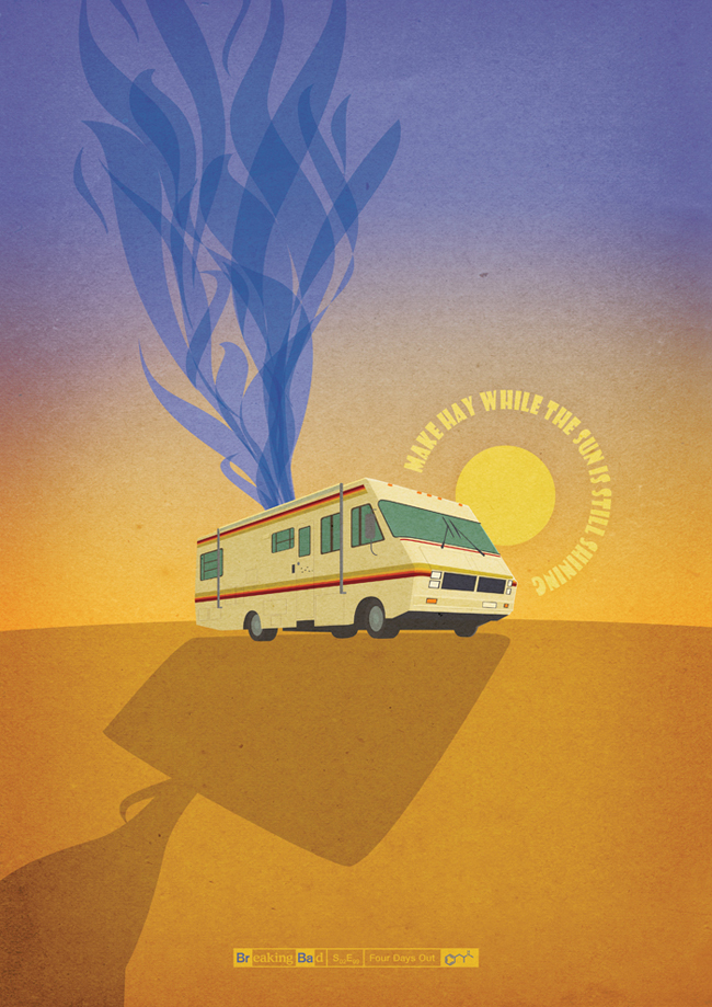 Breaking bad poster 7